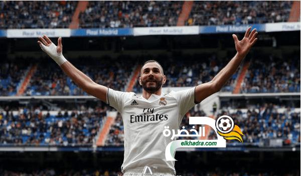 كريم بنزيمة يعود لتدريبات ريال مدريد قبل مواجهة شاختار دونيتسك 24