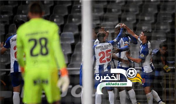 براهيمي إلى نهائي كأس البرتغال 37