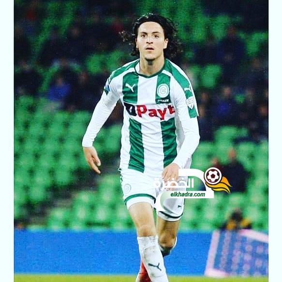 جزائري يتألق في الدوري الهولندي ! 24