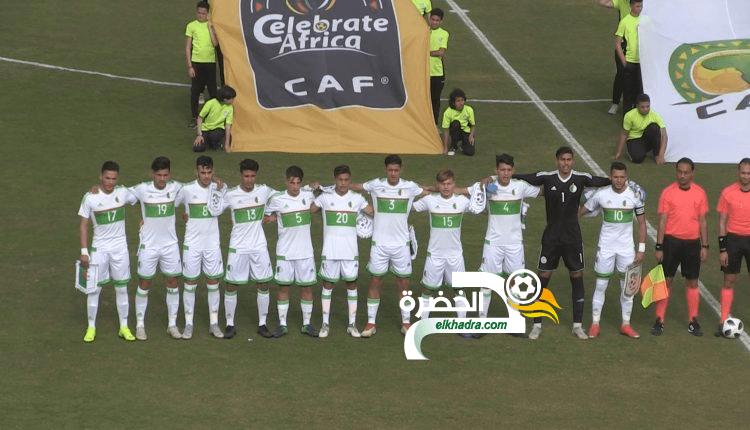 الجزائر ينهزم أمام المغرب  ! 24