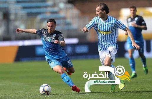 بن ناصر يسقط مع إمبولي امام سبال برباعية 24