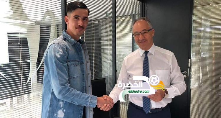زيزو الجزائر يوقع على عقد إحترافي مع انجي ! 24
