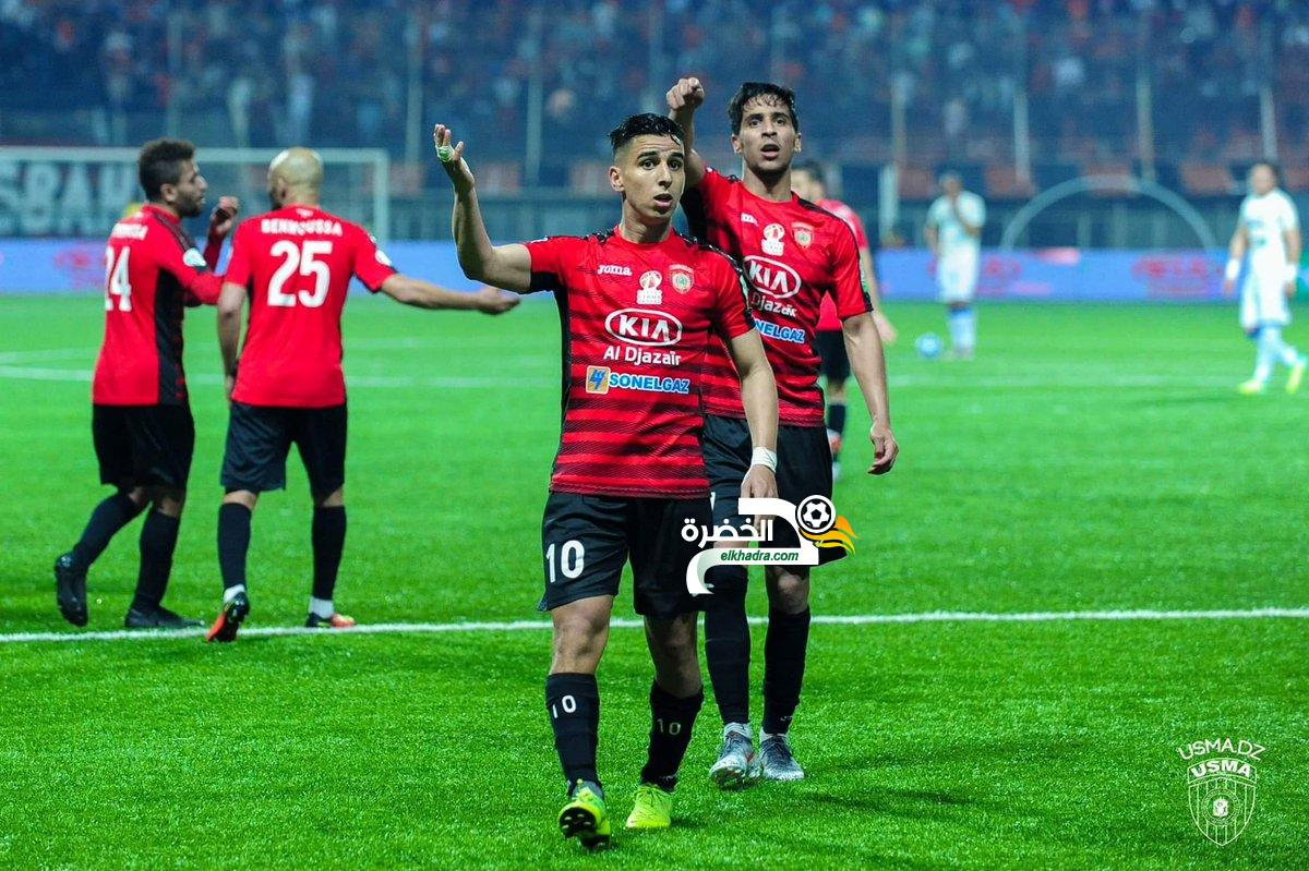 وزير الشباب والرياضة يستقبل رئيس مجلس إدارة اتحاد الجزائر 29