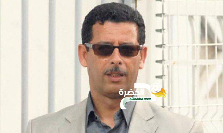 قريشي مديرًا فنيًا لمولودية الجزائر 24