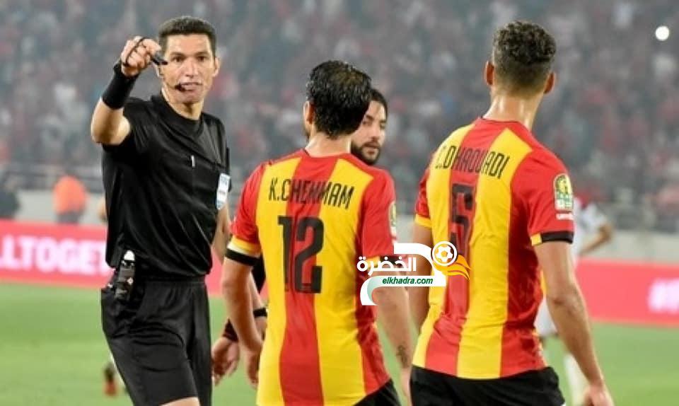 الاتحاد الإفريقي لكرة القدم يوقف الحكم المصري جهاد جريشه 6 أشهر 24