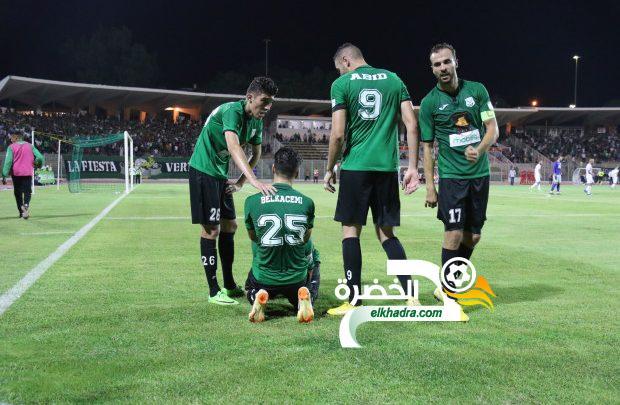 شباب قسنطينة 2-0 مولودية الجزائر : العميد يستعيد نشوة الإنتصارات 24