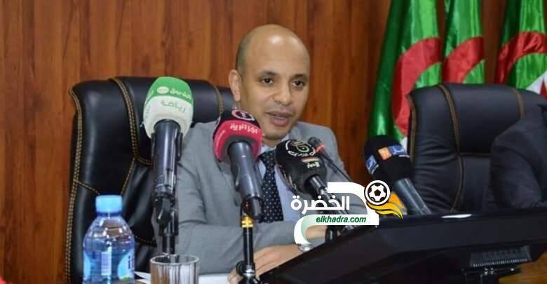 """برناوي :"""" وفرنا الإمكانيات للمنتخب وسنرافق الأنصار في مصر"""" 24"""