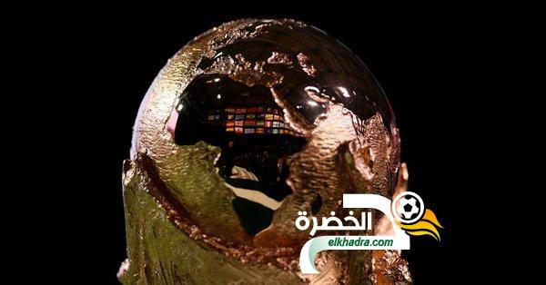 موعد إجراء قرعة التصفياتالمؤهلة إلى كأس العالم 2022 25