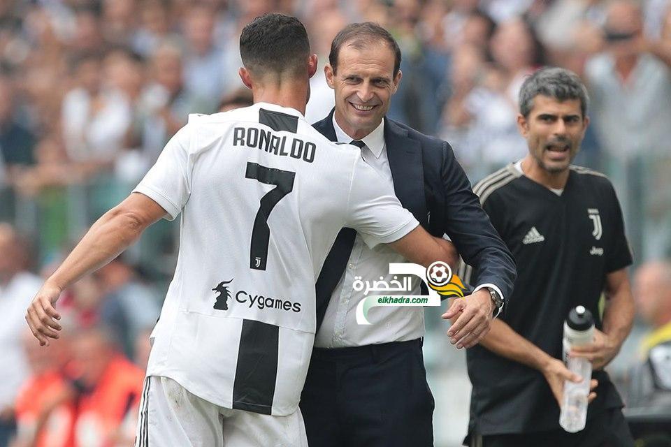رونالدو يريد مورينيو مدربا لجوفنتوس 37