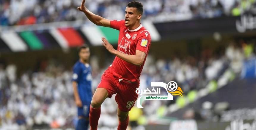 النجم الساحلي يتسلح بالجزائري كريم عريبي للاطاحة بالأهلي المصري 28