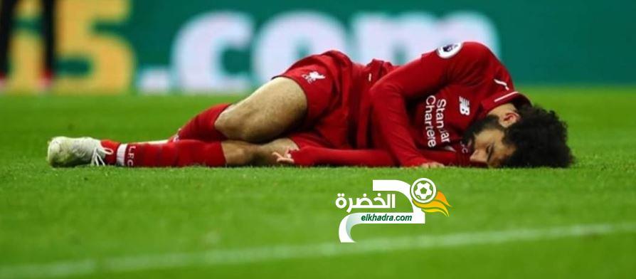اخبار اصابة محمد صلاح في مباراة ليفربول ونيوكاسل بالبريمرليج 24