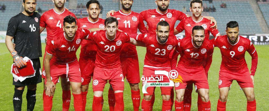 تشكيلة منتخب تونس لمواجهة الجزائر 6