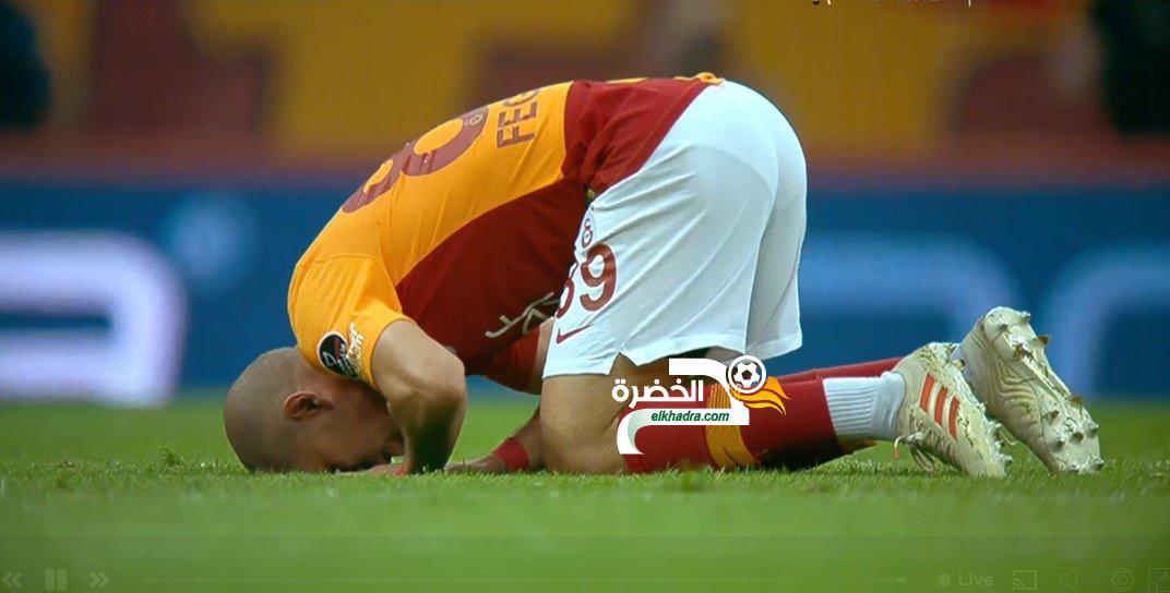 فيديو .. فيغولي يسجل هدف عالمي أمام باشاكشهير 33