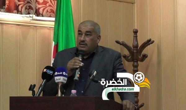 """رئيس نجم مقرة:""""سنواصل المشوار بعزيمة من أجل الصعود للقسم الاول"""" 24"""