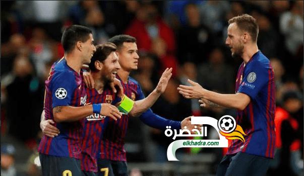 ميسي يتَّخذ قرارًا غاضبًا ضد 3 لاعبين بالفريق الكتالوني 32