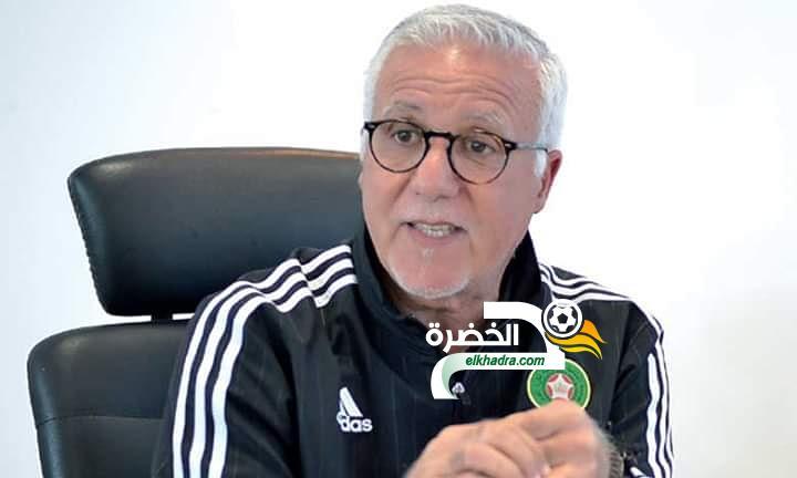 الفدرالية المغربية تنهي مهام الجزائري ناصر ! 24