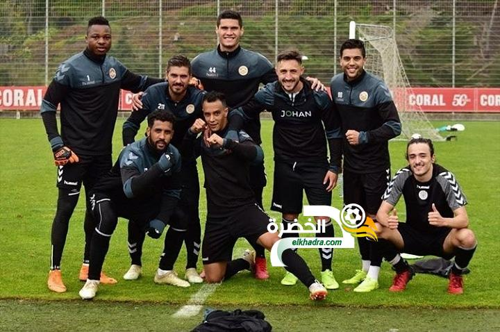 تونسي من أصول جزائرية مع الفريق الأول لماديرا ! 24