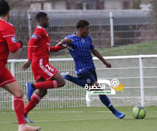 إكتشافات جديدة : كونغولي / جزائري  في نادي تروا الفرنسي ! 24