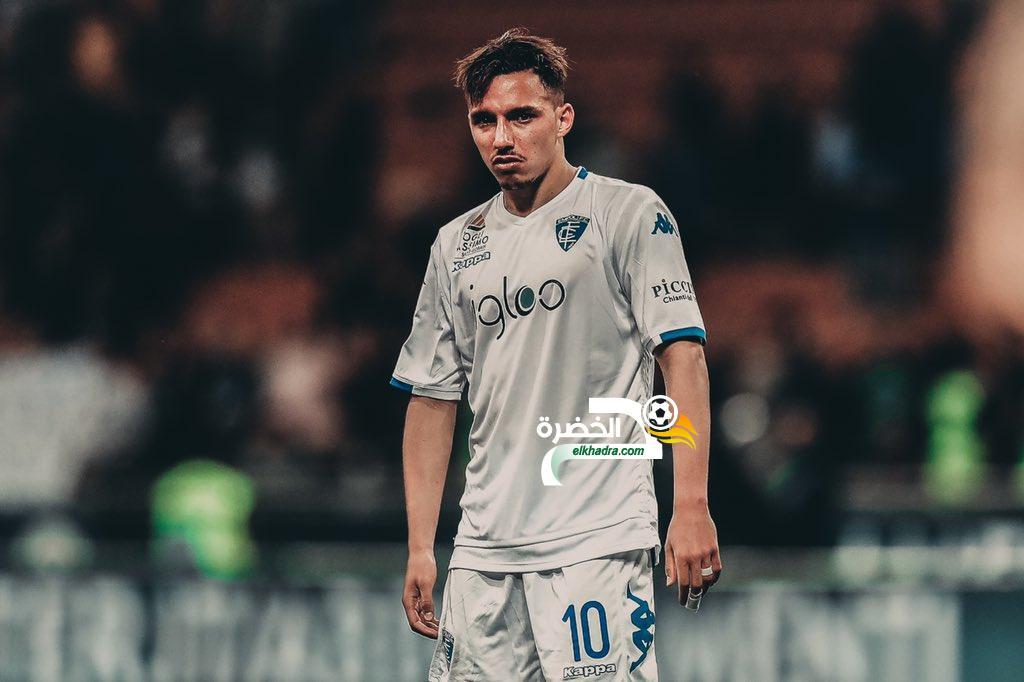 ليون الفرنسي يربط الإتصال بأحسن لاعب شاب في المنتخب الجزائري ! 23