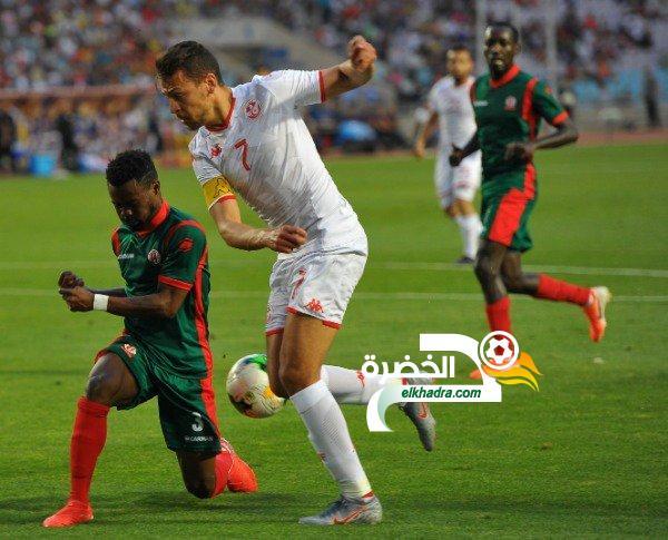 تونس تفوز على بوروندي استعداد لأمم أفريقيا 25