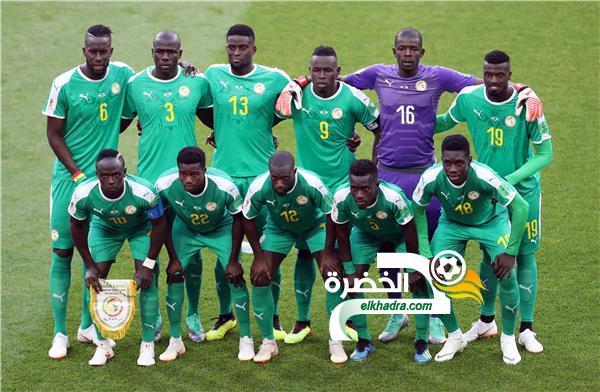 التشكيلة الاساسية لمنتخب السنغال ضد الجزائر 24