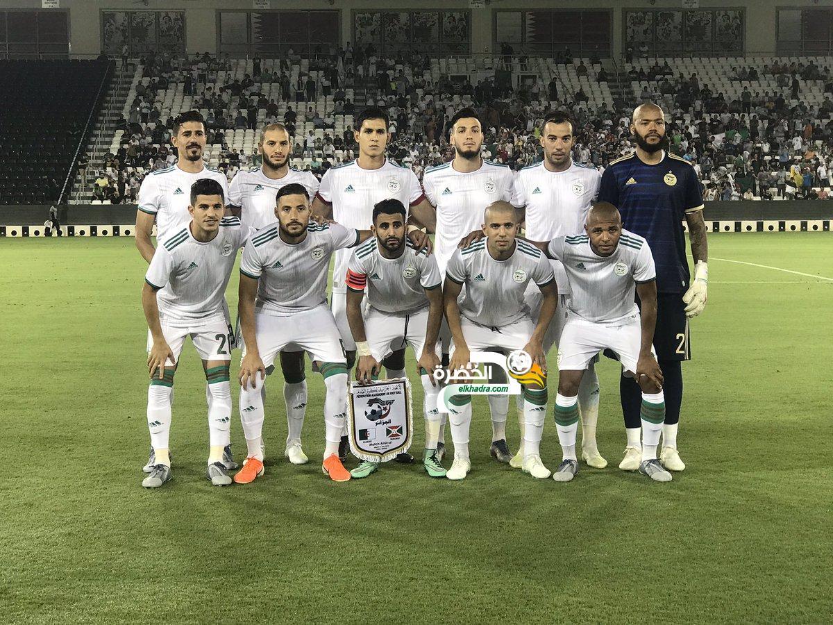 المنتخب الوطني : تجميع اللاعبين المعنيين بالتربص يوم 5 أكتوبر القادم بفرنسا 35