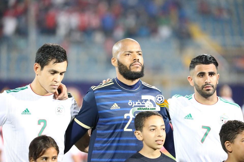 """المنتخب الوطني الجزائري يحافظ على مركزه 35 عالميا في تصنيف """"الفيفا"""" لشهر سبتمبر 38"""