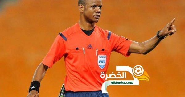 الحكم الزامبي سيكازوي لإدارة مباراة الجزائر أمام السينغال 24