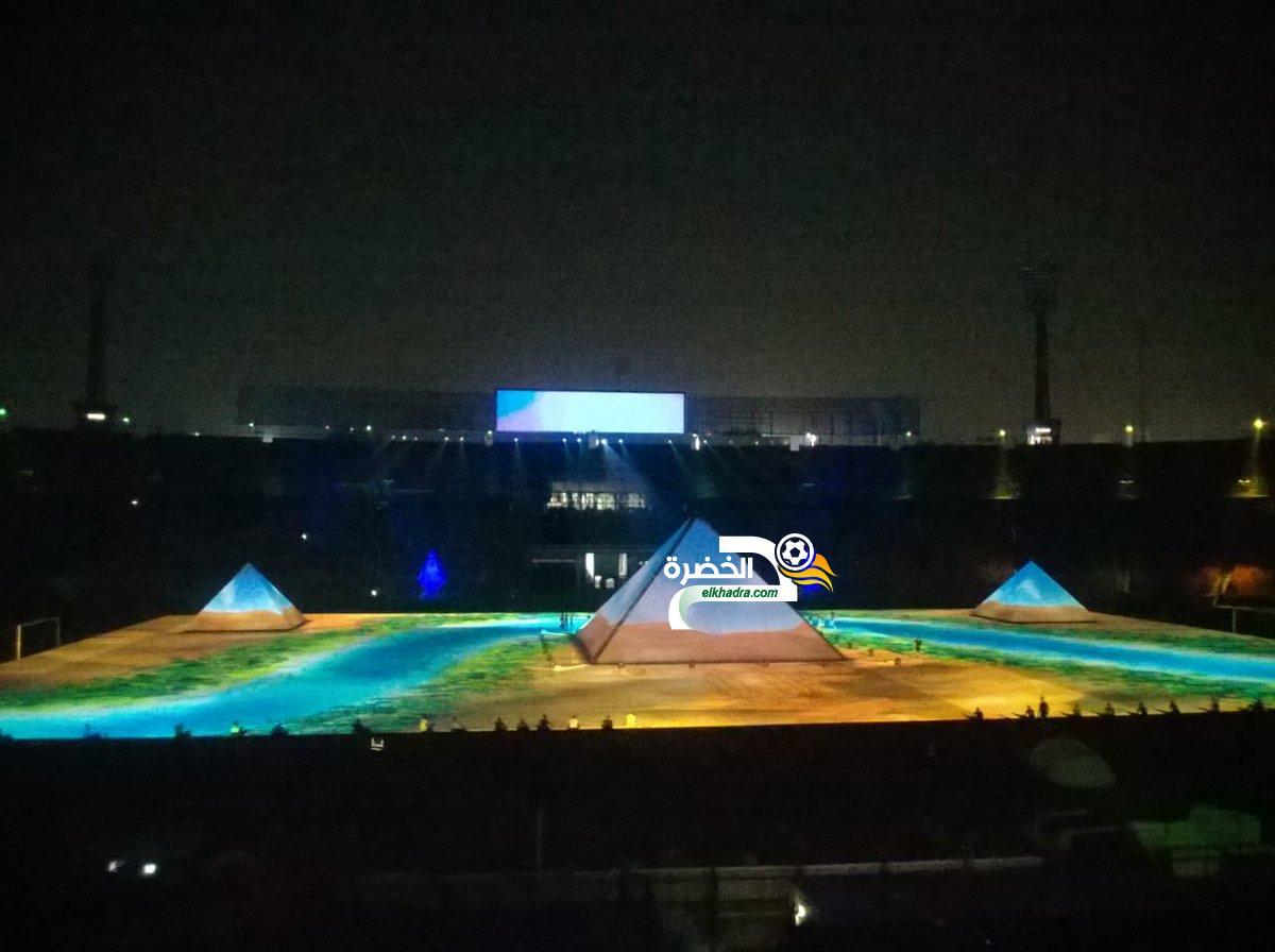 صور .. حفل افتتاح كأس الأمم الأفريقية مصر 2019 24