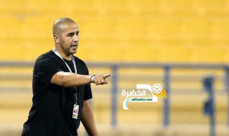 بوقرة مدربًا جديدًا للفجيرة الإماراتي 24
