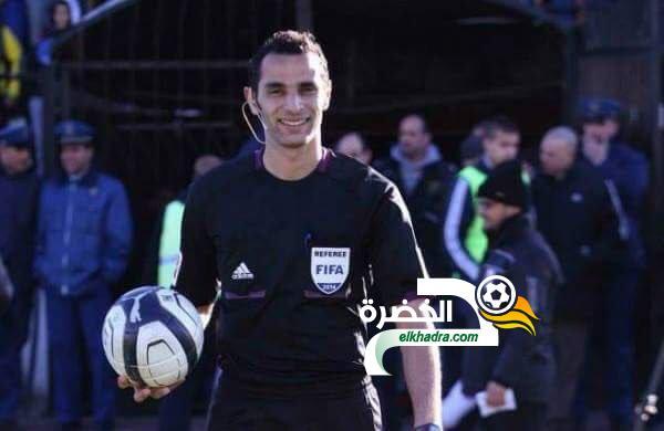 الجزائري مصطفى غربال هو الأقرب لتحكيم نهائي أبطال أفريقيا 10