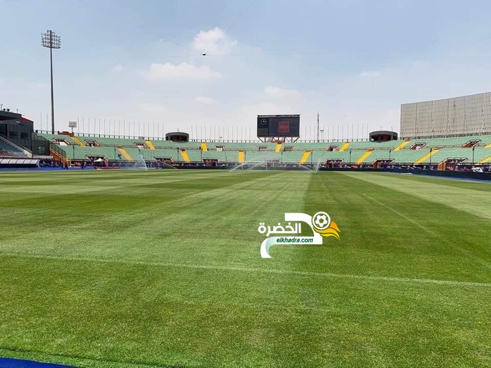 صور لملعب السلام والذي سيحتضن لقاء الخضر أمام تنزانيا 31