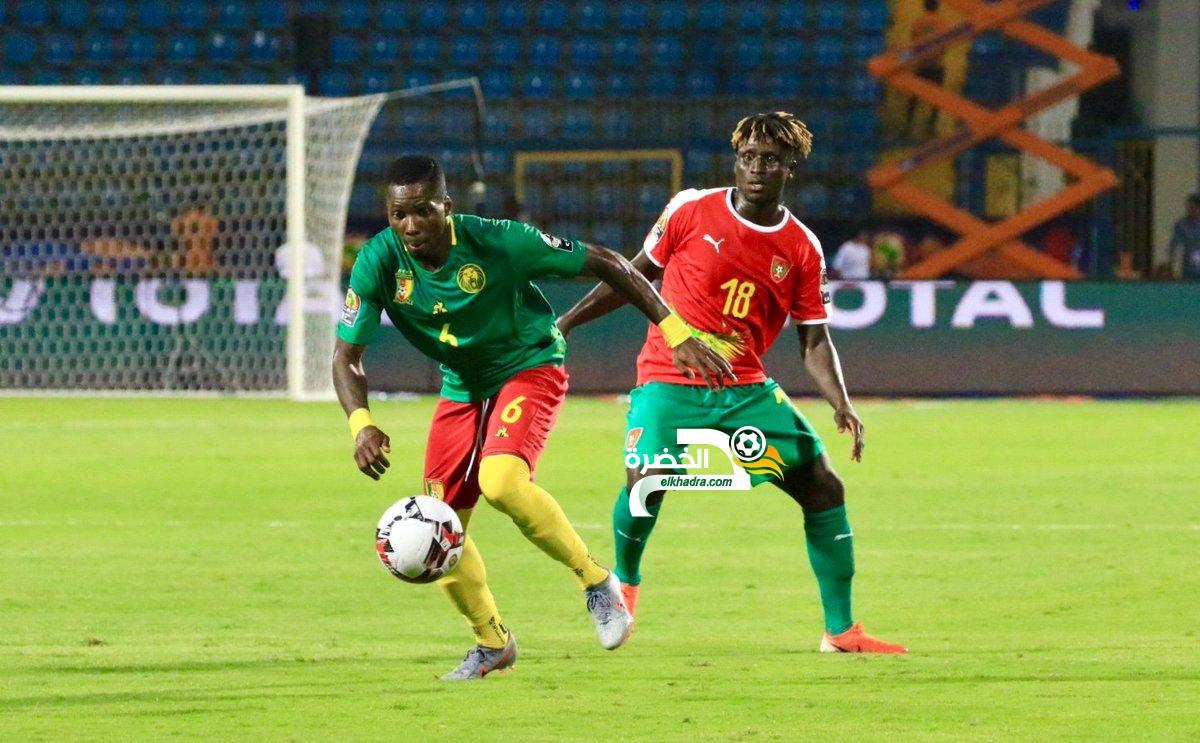 الكاميرون تبدأ حملة الدفاع عن العرش الأفريقي بالفوز على غينيا بيساو ! 24