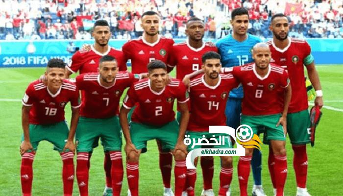 تعرّف على تشكيلة المنتخب المغربي أمام منتخب نامبيا 29