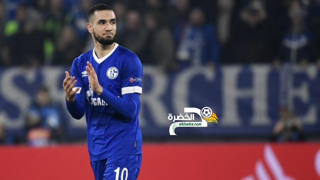 شالك 04 الألماني يقرر بيع الدولي الجزائري نبيل بن طالب 24