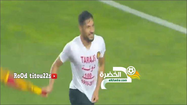 يوسف بلايلي يهدي الترجي التونسي ثاني لقب على التوالي و جنون عصام الشوالي 31