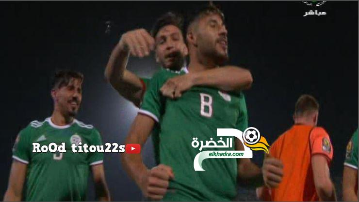 شاهد هدف يوسف بلايلي الرائع ضد السنغال 24