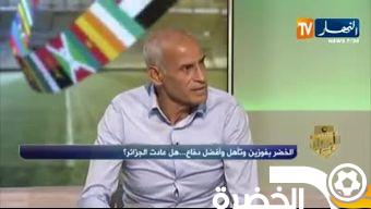 """محمود قندوز :"""" بلماضي عيّن من الشارع وليس لديه أي مشروع للمنتخب الوطني"""" 24"""