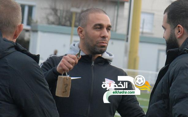 الجزائري حامة يعين كمدرب لفريق ليون ! 31