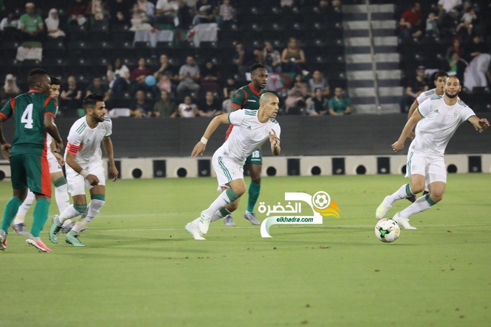 صور مباراة الجزائر وبورندي 27