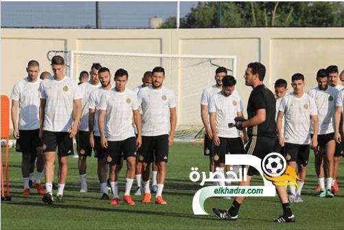 ألكسندر دلال مساعد بلماضي يستقيل ويغادر تربص الخضر ! 24