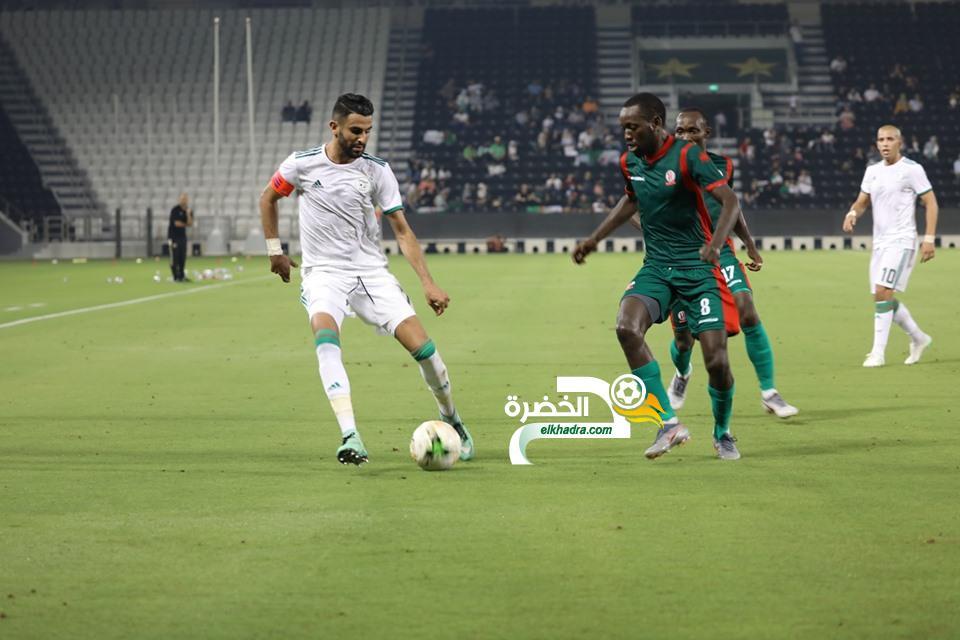 صور مباراة الجزائر وبورندي 28