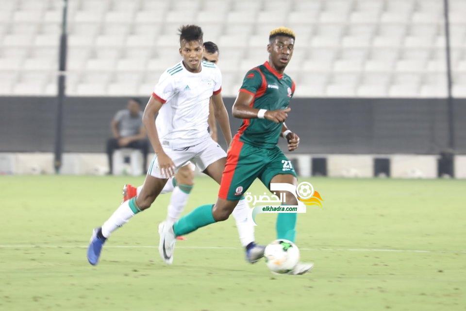صور مباراة الجزائر وبورندي 29