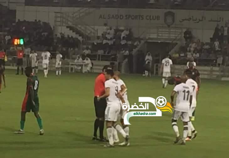 اهداف مباراة الجزائر 1-1 بورندي اليوم 11/06/2019 Burundi 1-1 Algérie 27
