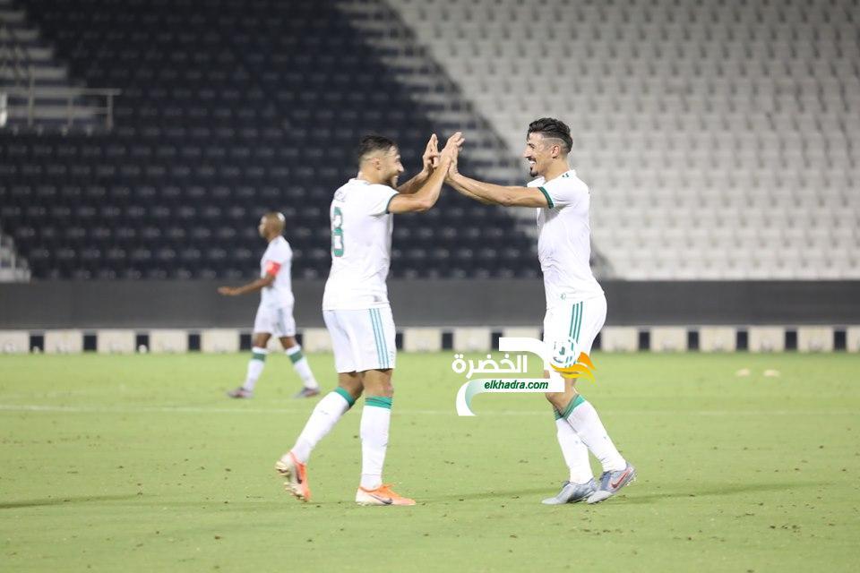 صور مبارة الجزائر مالي 3-2 31