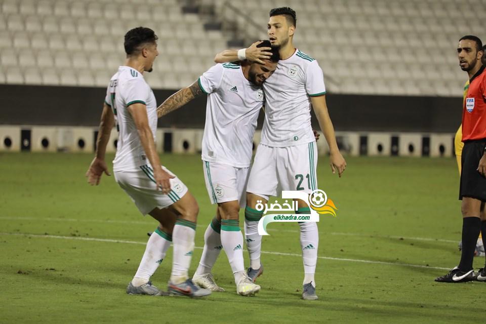 صور مبارة الجزائر مالي 3-2 29