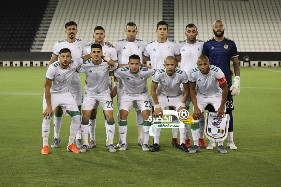 صور مبارة الجزائر مالي 3-2 26