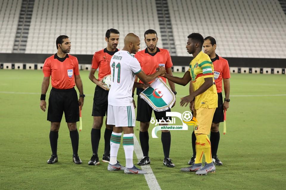 صور مبارة الجزائر مالي 3-2 27