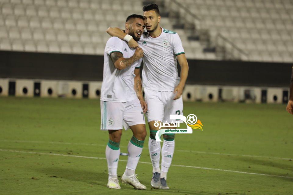 صور مبارة الجزائر مالي 3-2 28