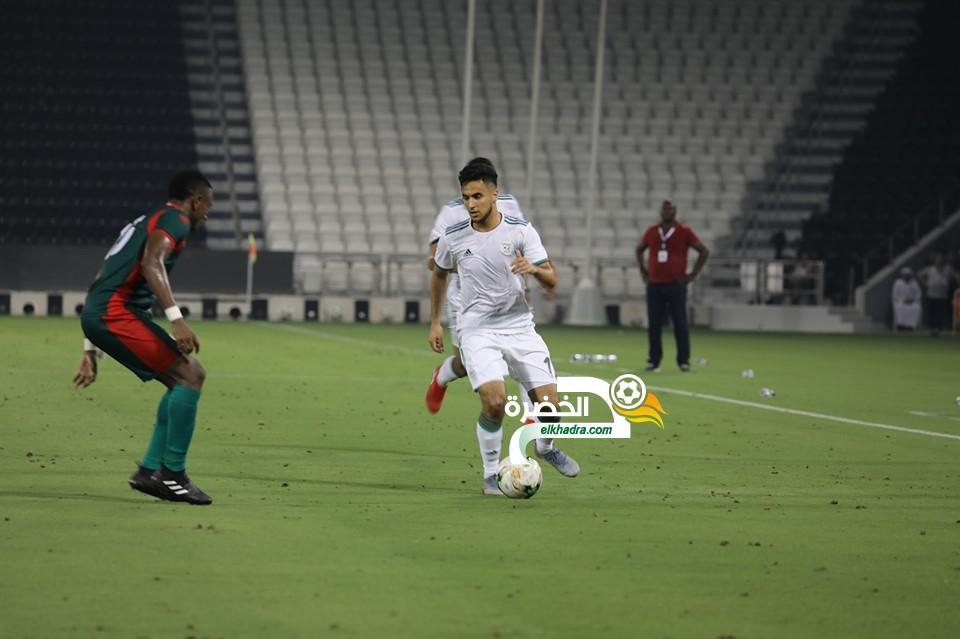 صور مباراة الجزائر وبورندي 30